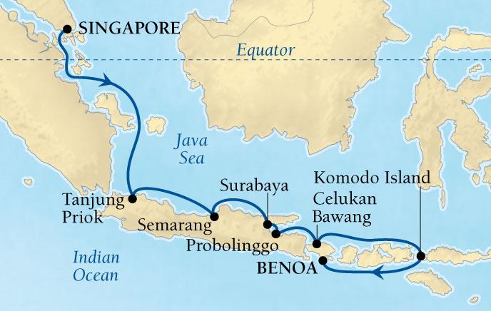 Java sea - 1