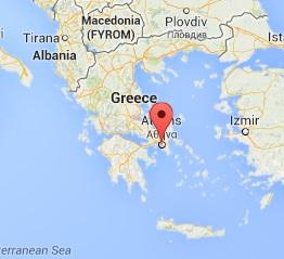 Mediterranean Sea - 6 athens