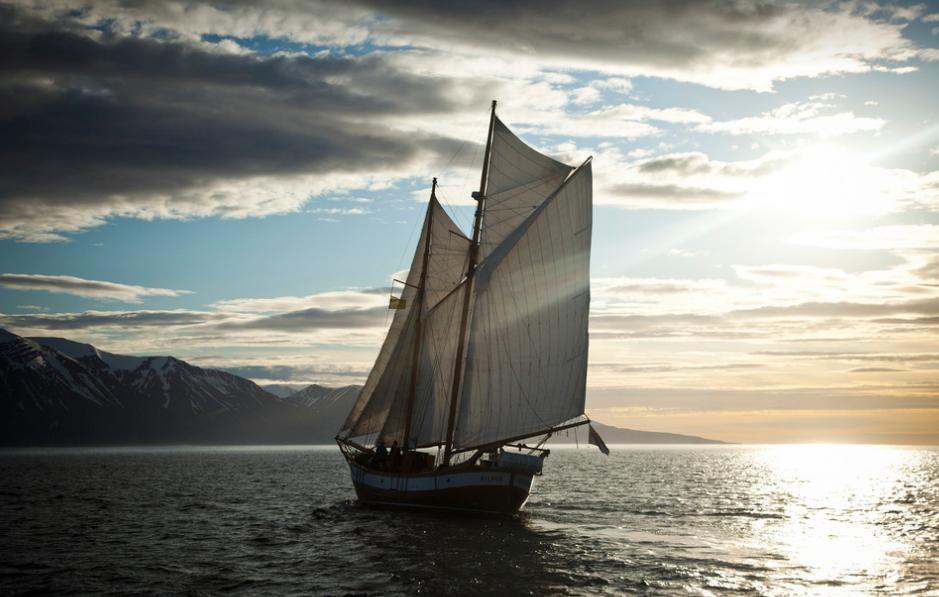 North Sailing - 5