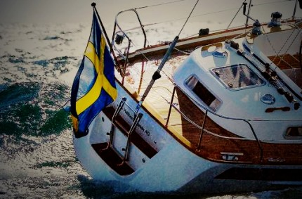 Yachting in Sweden!